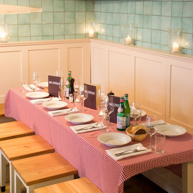 Italienisches Restaurant Bar Centrale im Tal - München   CREME GUIDES