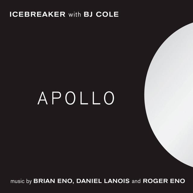 The Secret Place by Brian Eno Daniel Lanois Icebreaker