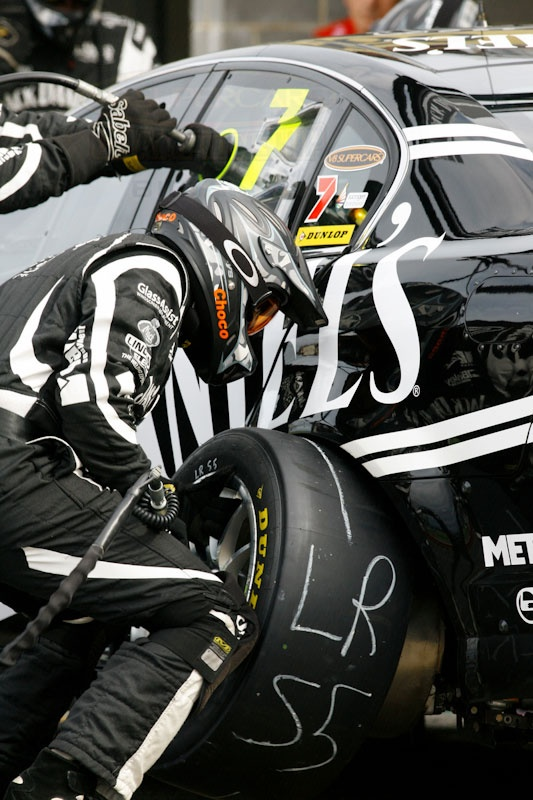 Dick Smith Sandown 500  Australian V8 Supercars - pit crew