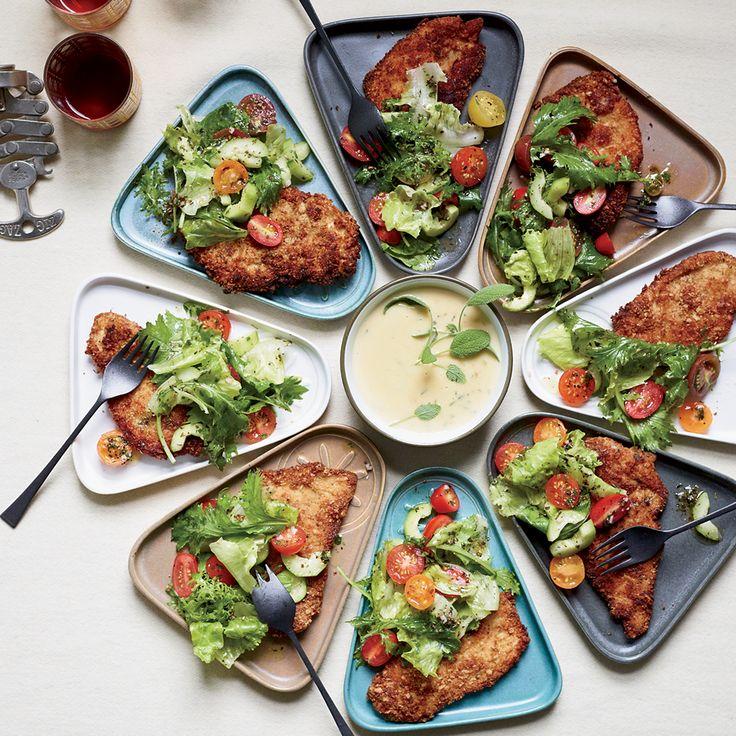 ... Butter Sauce   Recipe   Chicken Milanese, Chicken Cutlets and Butter