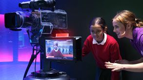 Sky Skills - A review of Sky TV's education/school visits