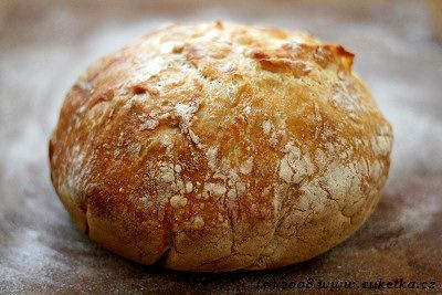 Lepší než český chleba člověk těžko najde. I když ta česká produkce v poslední době taky pěkně pokulhává. Upečte si svůj jako pan Cuketka :)
