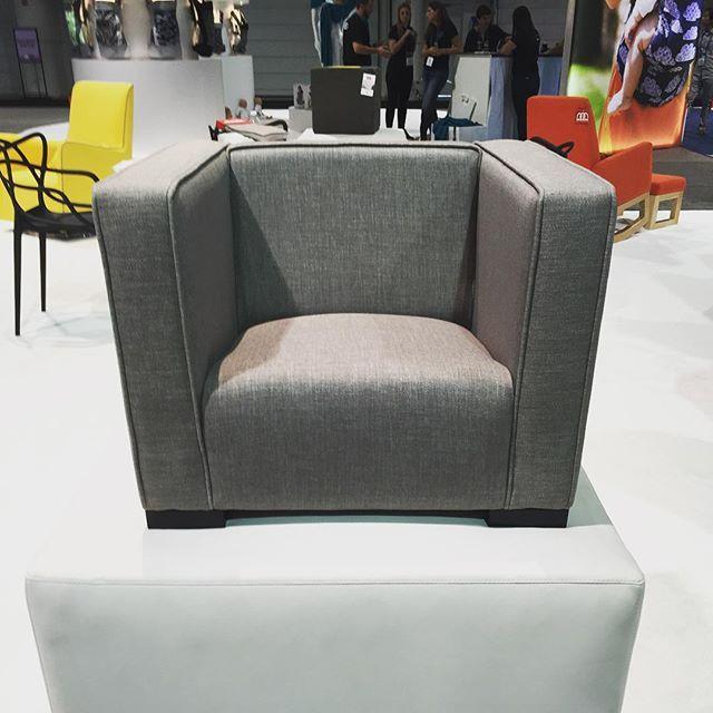 Our new Opie Toddler Chair! #montedesign #modernkidschair #moderndesign #ABCKids15 #LasVegas