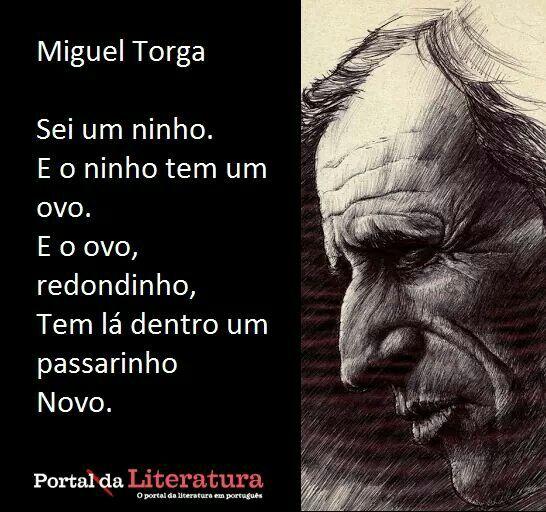 """Ninho""- Miguel Torga"
