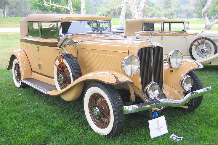 Offer Up Cars For Sale >> Cars 1932 Auburn Conv Sedan Fvr | Oldtimers 1931 - 1940 | Pinterest | Backgrounds, Cars and Sedans
