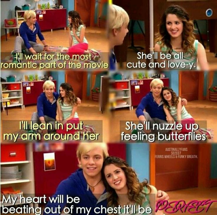 456 Best Images About Austin And Ally ️ On Pinterest
