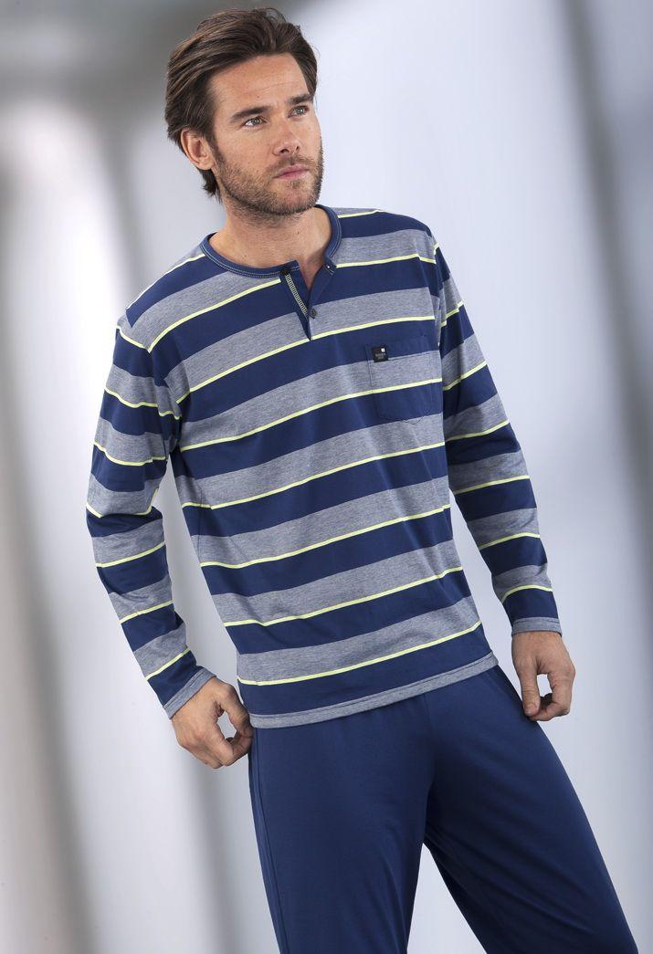 Pijama hombre punto Massana