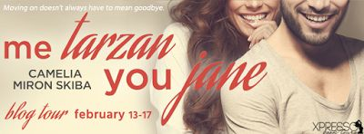 Archaeolibrarian - I dig good books!: BLOG TOUR, REVIEW, & #GIVEAWAY - Me Tarzan — You J...