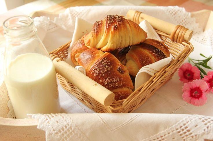 Слоеные булочки с персиками. Обсуждение на LiveInternet - Российский Сервис Онлайн-Дневников