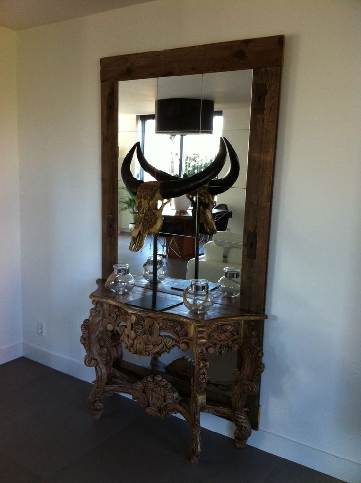 Tafel#spiegel#schedel