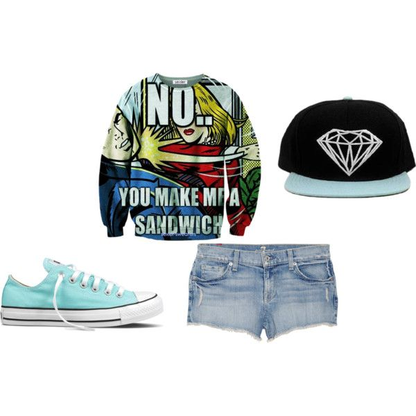 Untitled #9, created by elizabethskylar on Polyvore: Fashion 3, Clothes'S Clothing, I D Wear, Summer Time