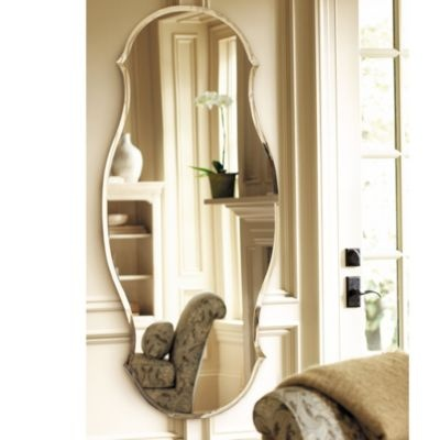 Audrey Frameless Mirror - Wide Beveled Edge Mirror $99