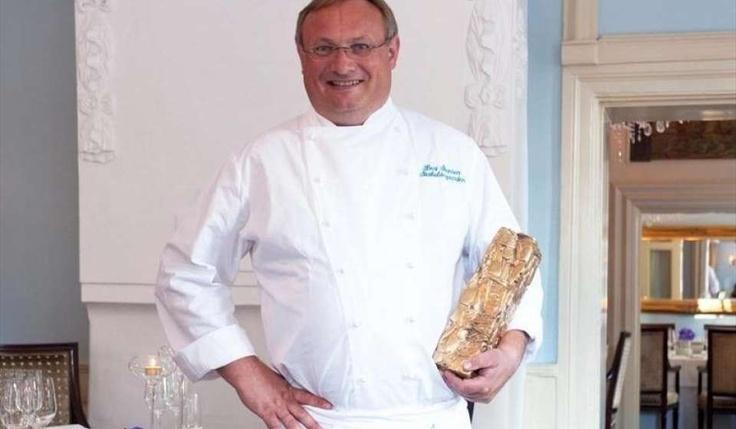 90plus.com - The World's Best Restaurants:  Statholdergaarden - Oslo - Norway - Chef Bent Stiansen