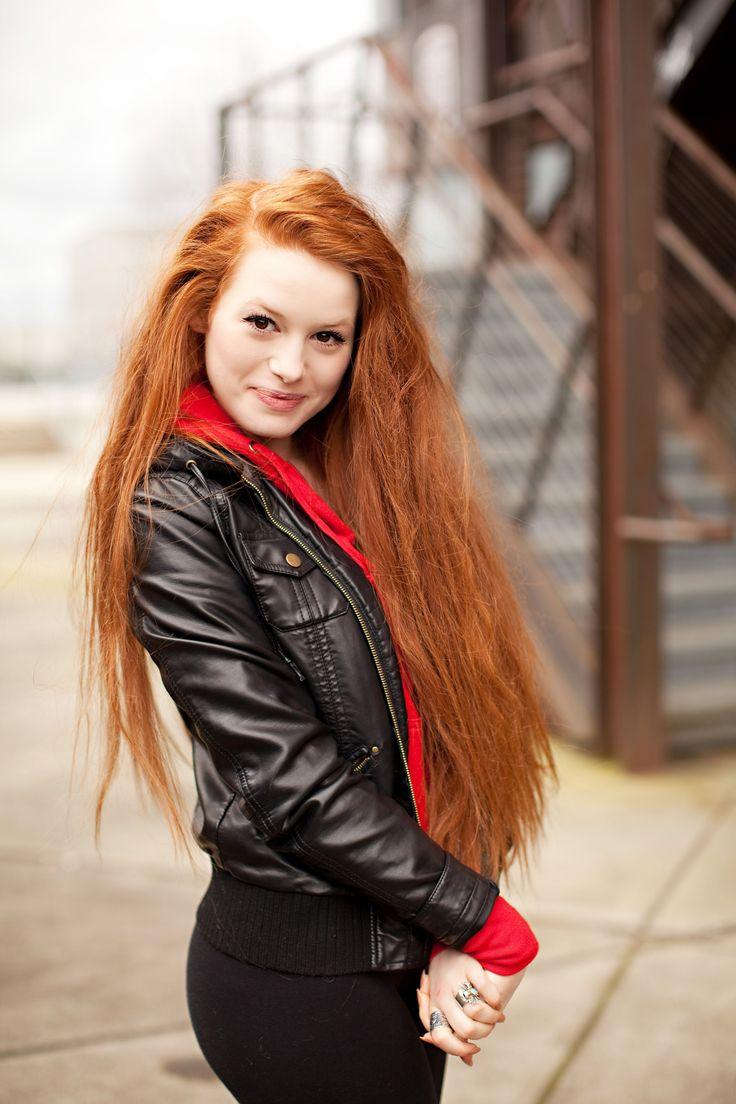 Madelaine Petsch | Natural Redheads 5 | Long hair styles ...