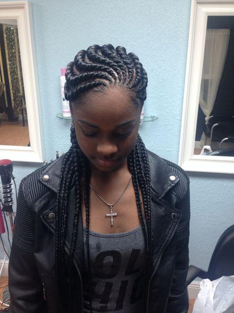 Ghana Braids Shek Hair Salon