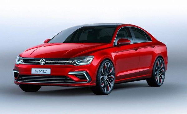 2014 Volkswagen New Midsize Coupe Images 600x366 2014 Volkswagen New Midsize Coupe Full Review