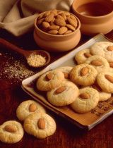 Chinese Almond Cookies (This is to go with my mission series on Hudson Taylor)