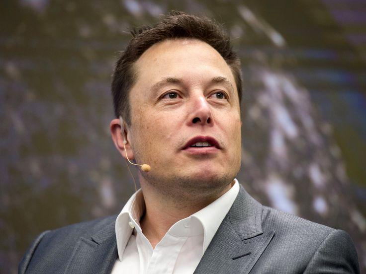 Elon Musk on Trump presidency: 'I don't think he's the right guy' (TSLA)