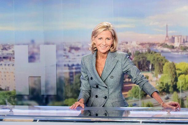 Claire Chazal présentera son dernier JT sur TF1 dimanche 13 septembre - Claire Chazal présentera son dernier JT sur TF1 dimanche 13 septembre