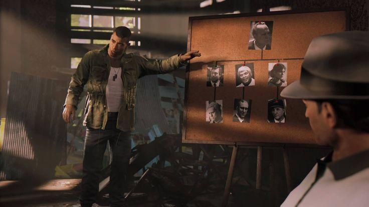 Organigrama de la familia mafiosa Marcano / Mafia III (Mafia 3) / PS4 Share #PC #PlayStation4 #PS4 #XboxOne #MAFIA #MAFIA3 #MAFIAIII #CosaNostra #MafiaGame #LincolnClay #PS4Share #LincolnClayRobinson #ClayRobinson