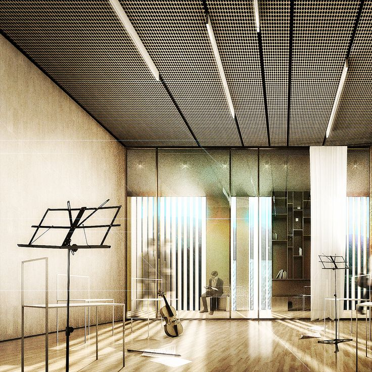 """Competition Entry: Tomas Ghisellini Proposes """"Supernova"""" School of Music for Bressanone"""