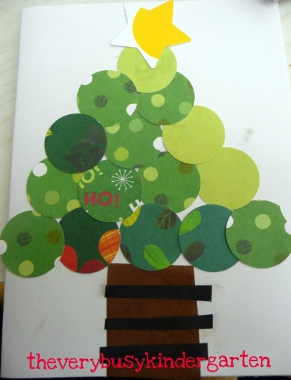christmas toddler craft idea