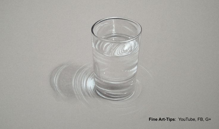 How to Draw a Glass of Water - Hyperrealistic Drawing #art #drawing #FineArtTips #glassofwater #tutorial #artistleonardo #textures #LeonardoPereznieto  Take a look to my book here: http://www.artistleonardo.com/#!ebooks-english/cswd