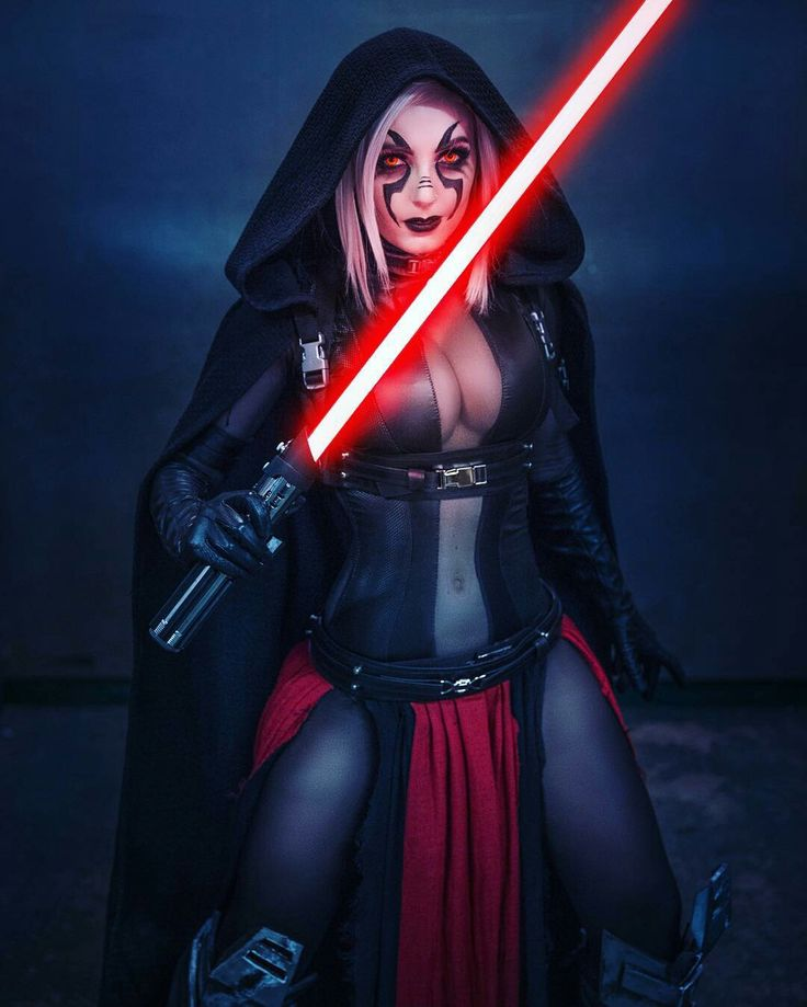 Results for sith lord cosplay