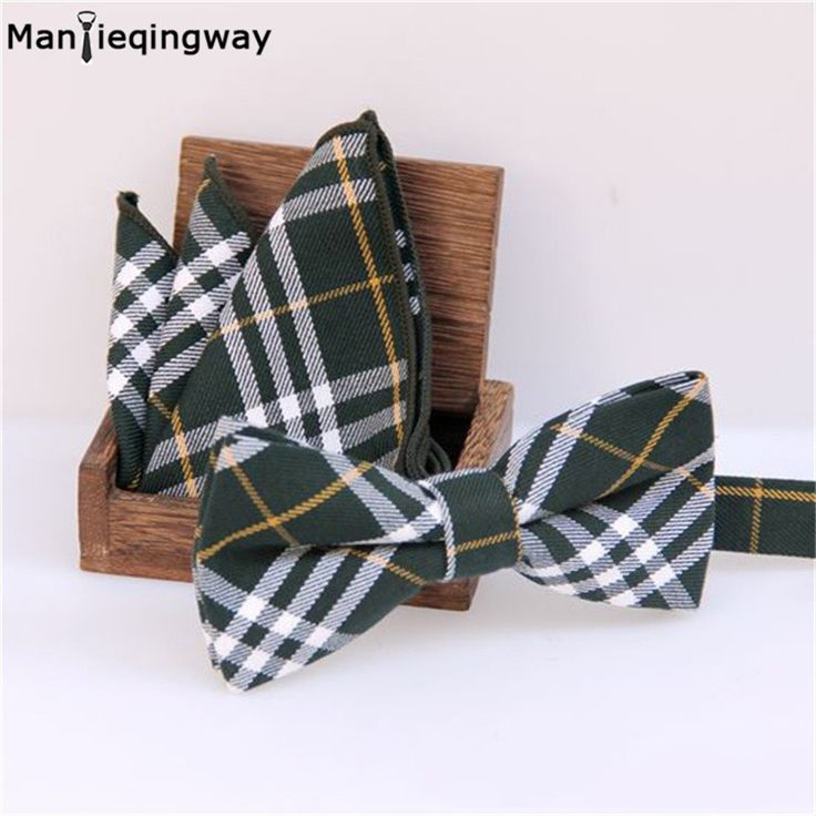 Find More Ties & Handkerchiefs Information about Mantieqingway Cotton Bow Ties for Men Business Bowtie Handkerchiefs Pocket Towel Set Fashion Plaid Bowtie Hankies for Wedding,High Quality bow tie for men,China bow tie Suppliers, Cheap bow tie fashion from Elly Trade Co,.LED on Aliexpress.com