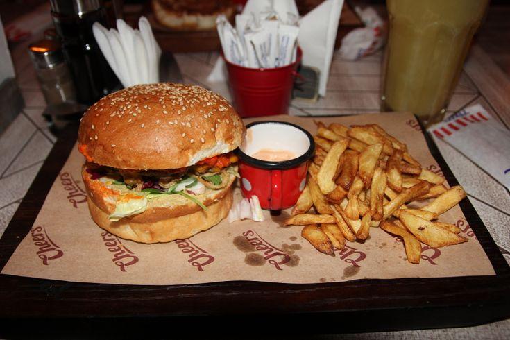 Burger Cheers