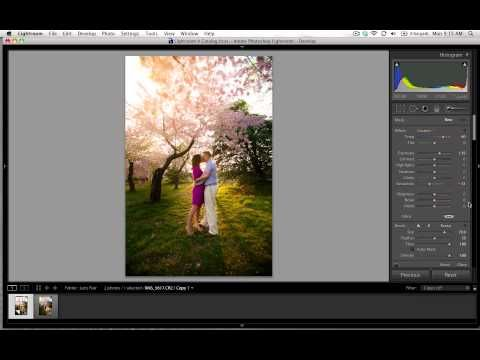how to get rid of glasses glare in lightroom