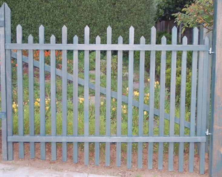 Types Of Front Garden Fencing: Best 25+ Picket Fences Ideas On Pinterest