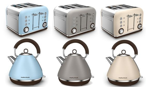 Special Edition Coloured Breakfast Sets From Morphy