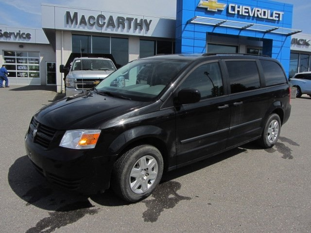Special Mentions  This Grand Caravan is in great shape with tons of room for you and your family. The third row seats fold down easily with a recessed cargo area so there is plenty of room for everything you need. Click to book your test drive today.