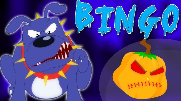 Bingo assustador o cão   Canções do dia das bruxas   Scary Rhymes   Kids Music   Scary Bingo The Dog #Bingoassustador #Cançõesinfantis #poesiainfantil #Crianças #jardimdeinfância #scarybingo #préescolar #criançasaprendendo #Rimaparacrianças #hauntedhouseportugues