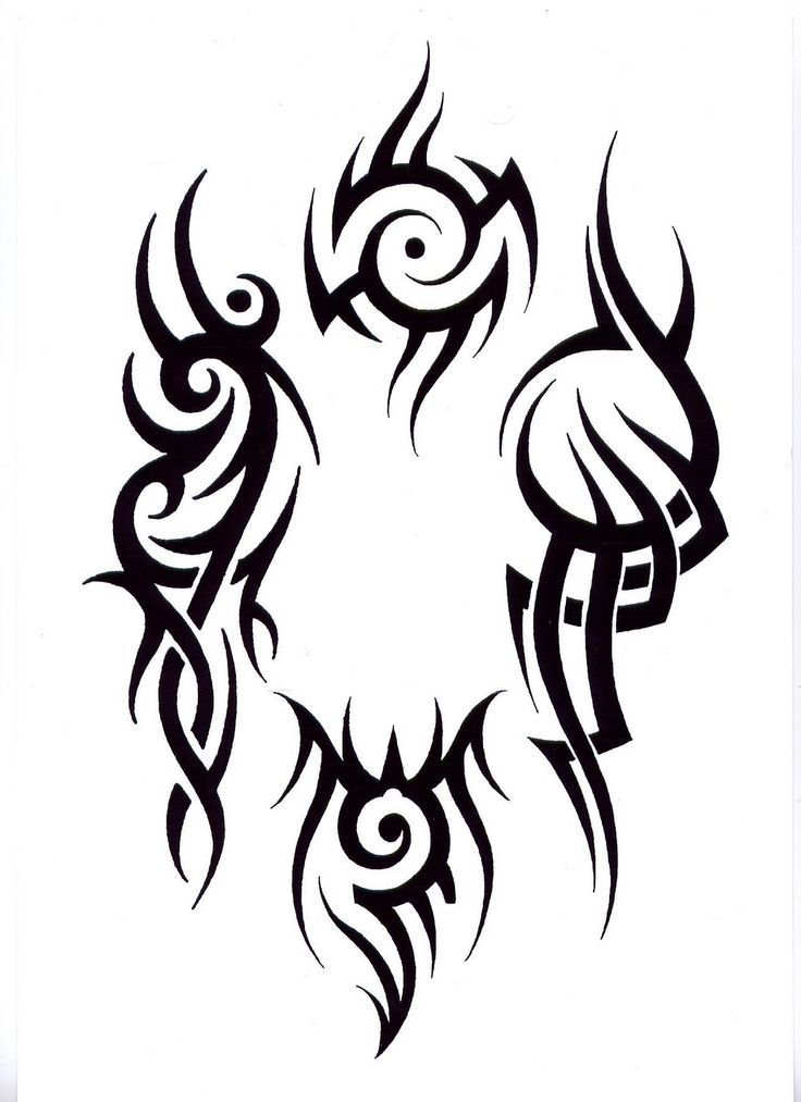 Image result for tribal arm tattoos