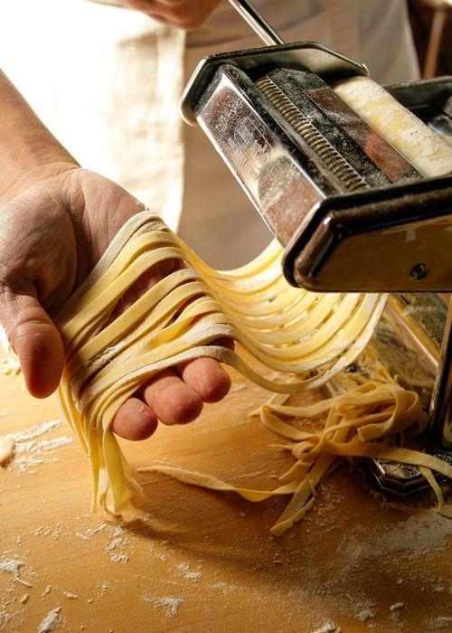 Pasta Fatta In Casa - Homemade Fresh Pasta
