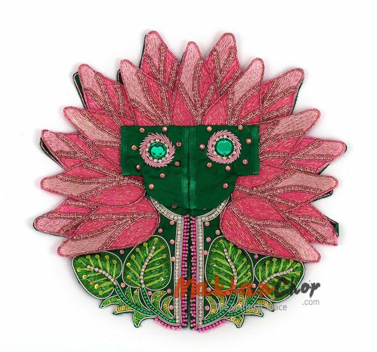Lotus Shaped Poshak