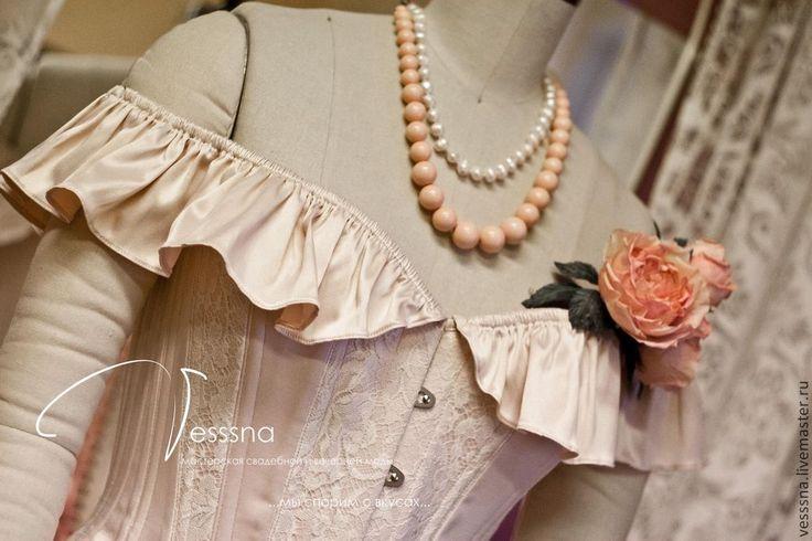 Купить Роскошная юбка к платью Nude - юбка, tutu-skirt, бежевый, вечернее платье