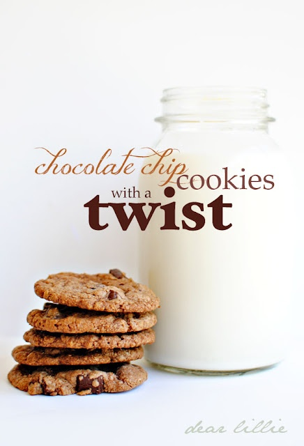 chocolate chip cookies with a twist: Accidents Secret, Chocolates Chips Cookies, Yummy Recipe, Nutella Cookies, Accident Secret, Food Photography, Dear Lilly, Photographers Food, Secret Ingredients