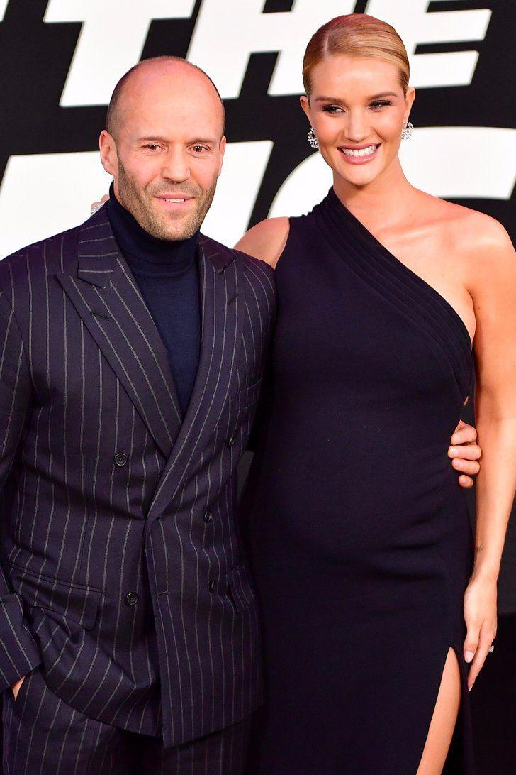 Rosie Huntington-Whiteley and Jason Statham Make a Seriously Fierce Duo
