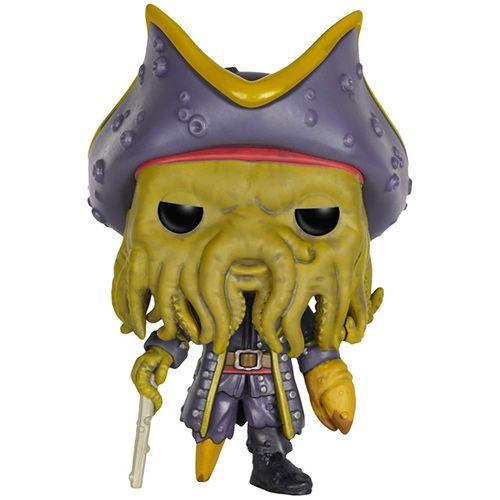 Davy Jones est l'un des personnages importants des films Pirates Des Caraïbes, qui apparait dans le deuxième épisode : Le Secret Du Coffre Maudit. Cette saga s'inspire de la fameuse attraction des...