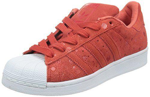 adidas Originals Women's Superstar Low-Top Sneakers Red S... https://www.amazon.co.uk/dp/B013TYVWAA/ref=cm_sw_r_pi_dp_x_bUAlybEFYCJBF