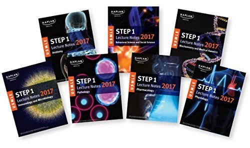 USMLE Step 1 Lecture Notes 2017: 7-Book Set (Kaplan Test ... https://www.amazon.com/dp/150620841X/ref=cm_sw_r_pi_dp_x_dtrIyb8X58X6N