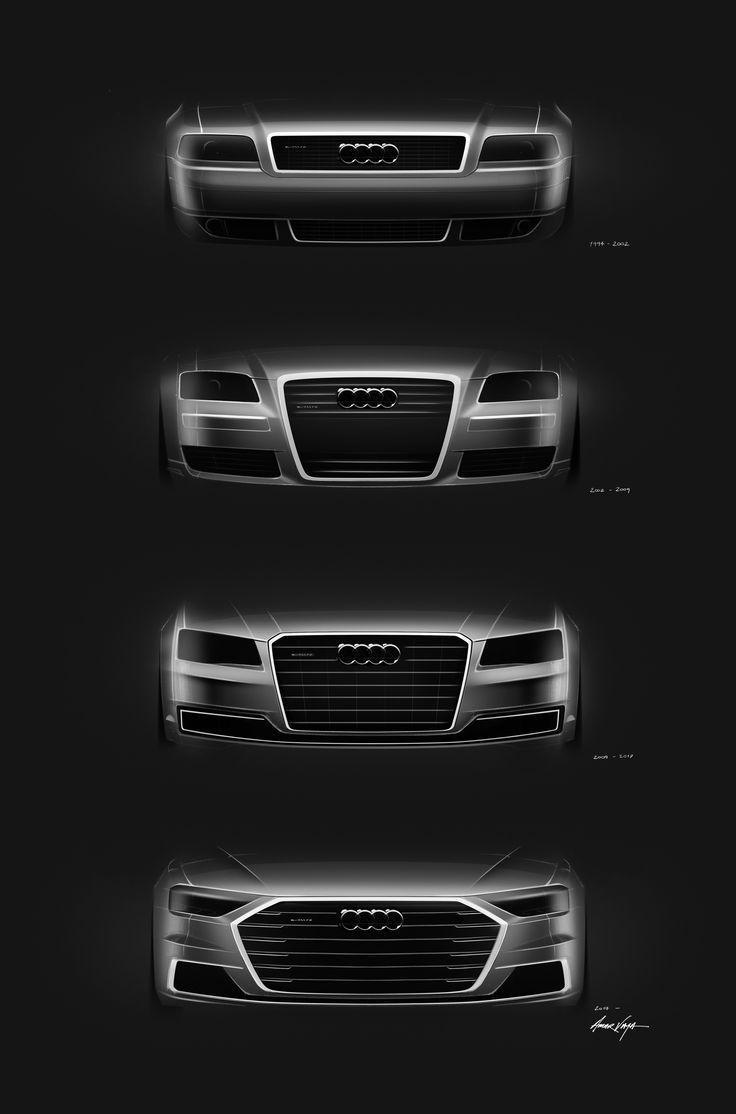 Audi A8 2017 A8 L Also Die Langversion Komplett Neu Und Mit Mehr Leistung T Audi A8 Audi Autodesign