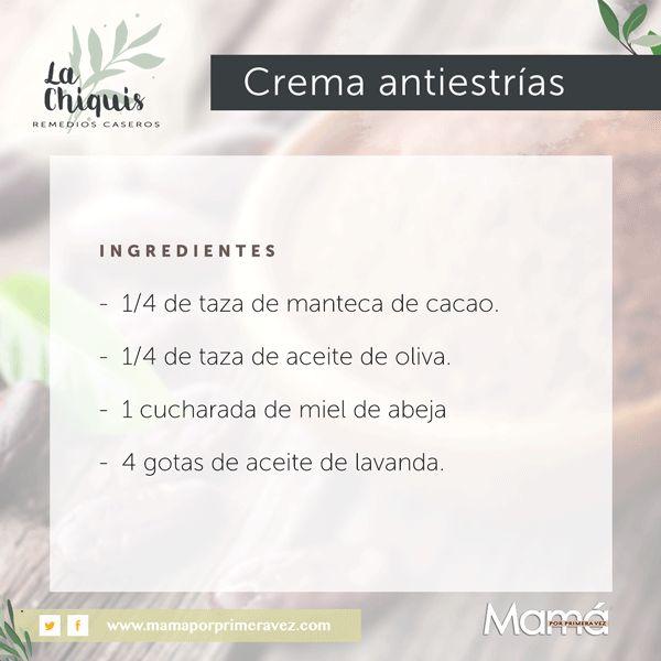 Si quieres eliminar las cicatrices de cualquier parte del cuerpo en sólo 2 semanas, ¡prueba esta crema casera anti estrías que #LaChiquis nos recomienda!