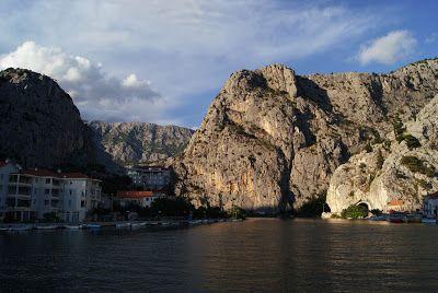 Croatia, Omiš  Travel guide