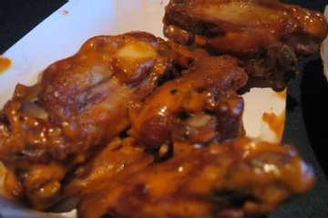 Top Secret Version of Buffalo Wild Wings Asian Zing Sauce-made this sauce for tonight's chicken. YUM!!!