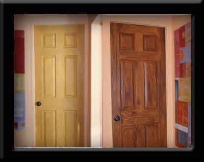Create Believable Faux Wood Painting