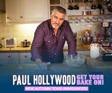 Paul Hollywood - Get your bake on !